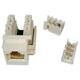 RJ45 toolless keystone
